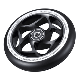 120mm Gap Core Wheel Black Black