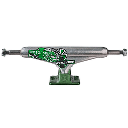Independent SK Forged Hollow Chris Joslin Silver Green