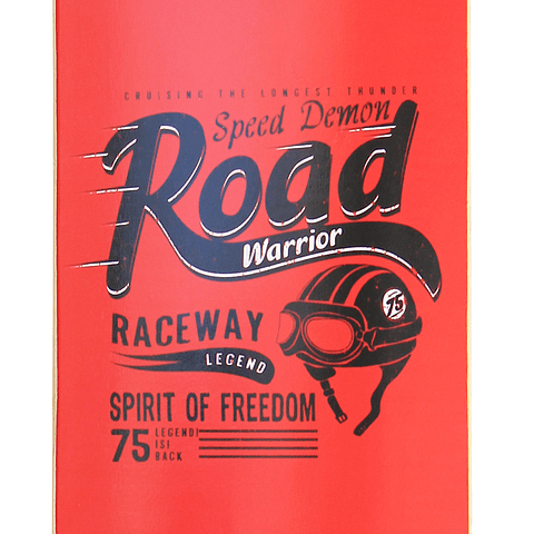 """Red Road 8.0"""" - ST059"""