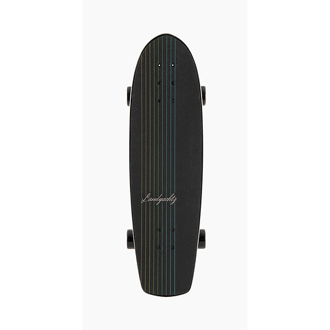Surfskate Butter Walnut lines