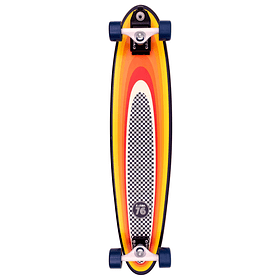 Surf-a-gogo Log Roll Surfskate