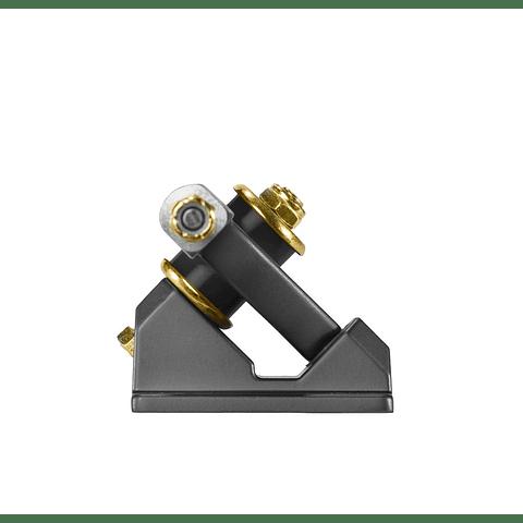 Caliber Satin smoke 184mm 44º