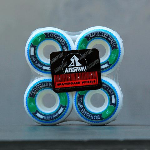 Koston Wheels 53mm 102A