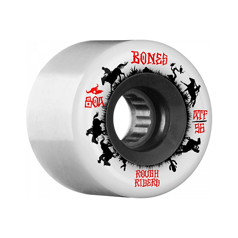 ATF Rough Rider White 59mm 80A