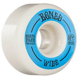 Roues BONES SPF 54mm 84B Wide