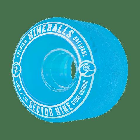 Nineballs Blue 61MM 78A