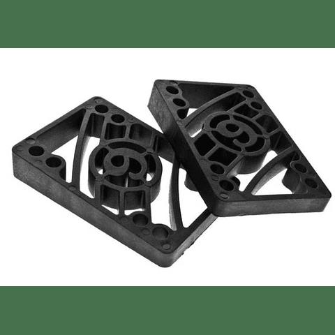 Riser pad angular Sector 9