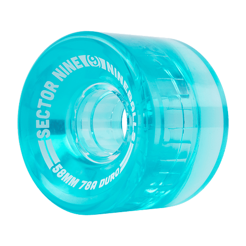 Nineballs 58MM 78A Blue