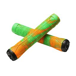 Hand Grips Green/Orange