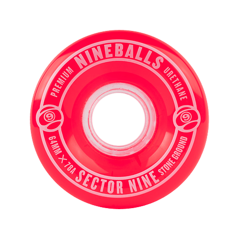 Nineballs 64mm 78a