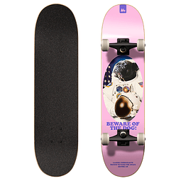 """Pro Space Dog Pink 8.0"""""""
