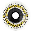 Race formula Center set white 70mm 75A