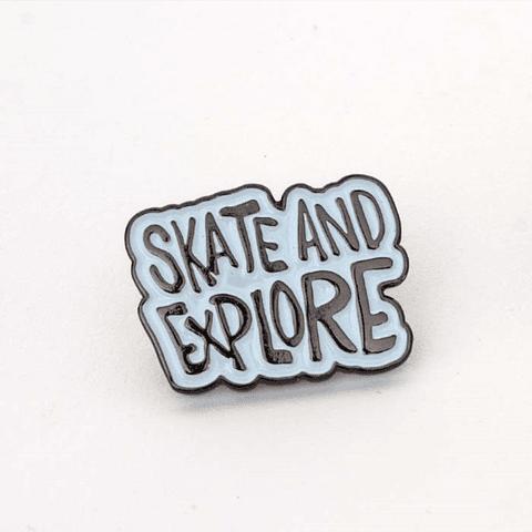 POP Skate & Explore Pin