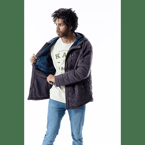 Fleece Camisa Insulated Bordo Huckleberry