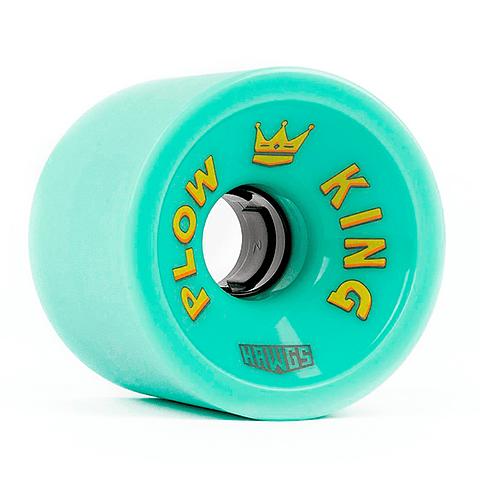 Plow Kings 72mm 78A Ocean Teal