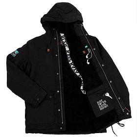 Jacket Tribe Black