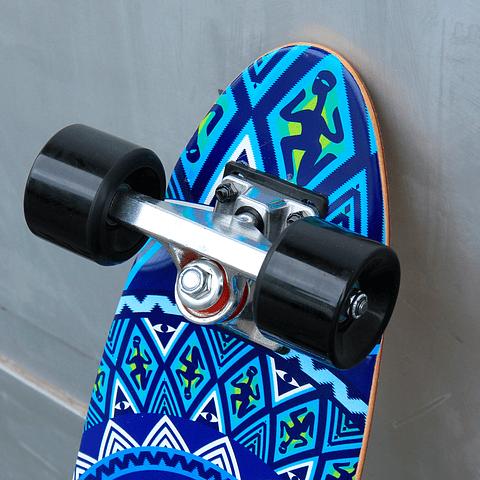 Koston Skate Penny Blue ST309-A