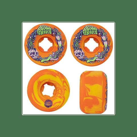 Slime Balls Brains Speed Balls Swirl 56mm 99a