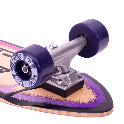 """POP Purple Fade Cruiser 27"""""""
