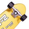 """Metal Flake Gold 29"""" Cruiser"""