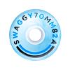 Swag wheels 70mm 82A