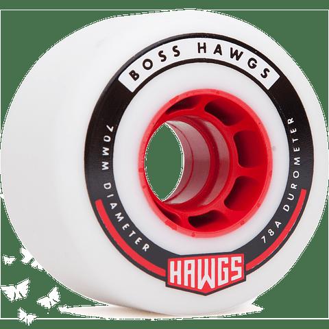 Landyachtz Boss hawgs 70mm 80a Core