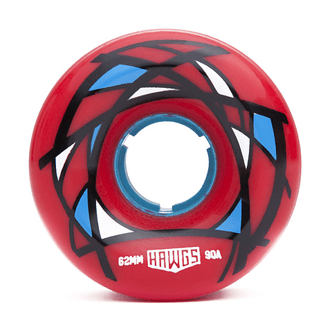 Venables 62mm 90a Red