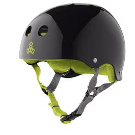 T8 Brainsaver Black gloss/green