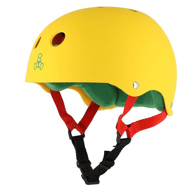 Brainsaver Rasta Yellow Rub