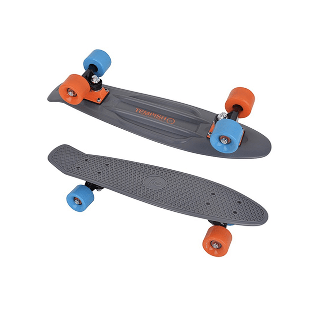 Buffy Grey Skateboard