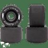 Black Slip Wheel 70mm 82a