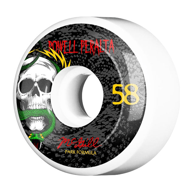 Mcgill Snake 56mm 4pk White