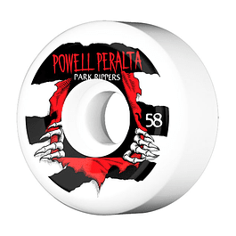 Park Ripper 58mm 4pk White