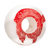 Street Rounded  58mm 99a Roja