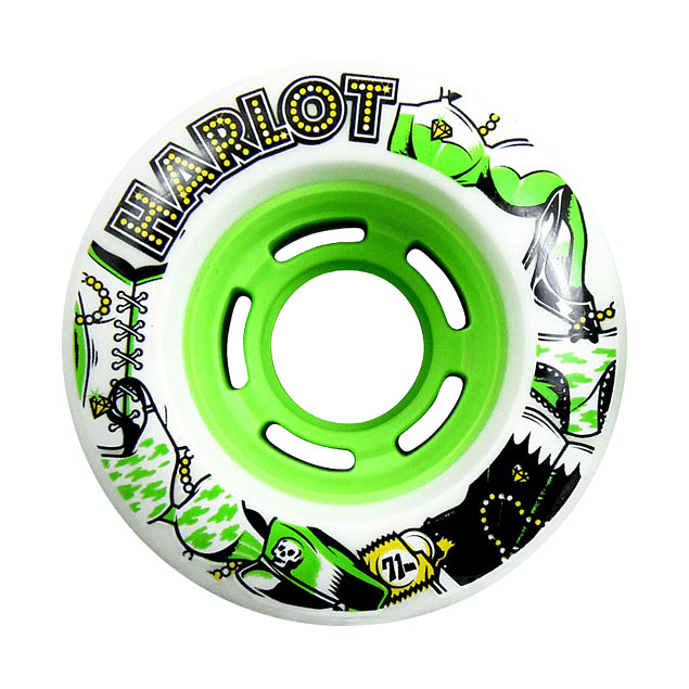 Harlot 71mm/80a Green Graphic
