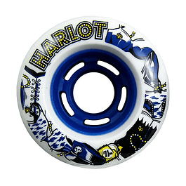 Harlot 71mm / 82a Blue Graphic