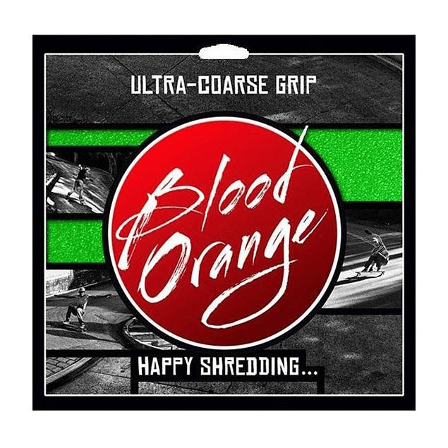 Set de 4 lijas Blood Orange