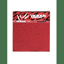 Vicious 4 paños roja