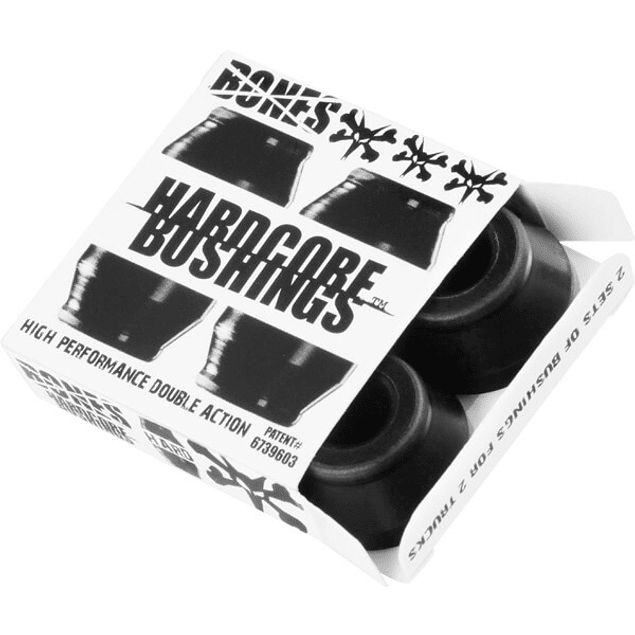 Bones Bushings Black