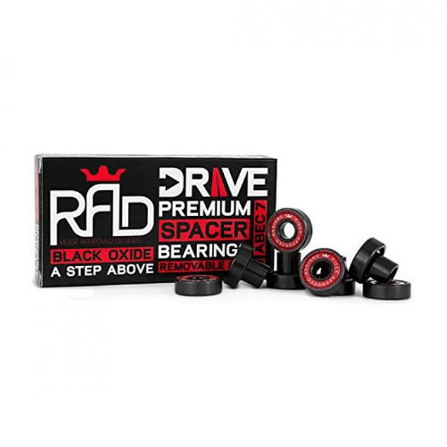 Drive Bearings Built-in