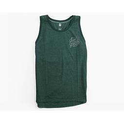 Polera Heather Green M