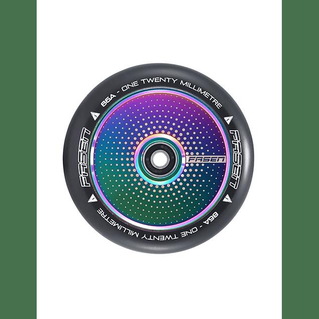 Fasen Hollow Core Hypno 120mm Dot Oil Slick