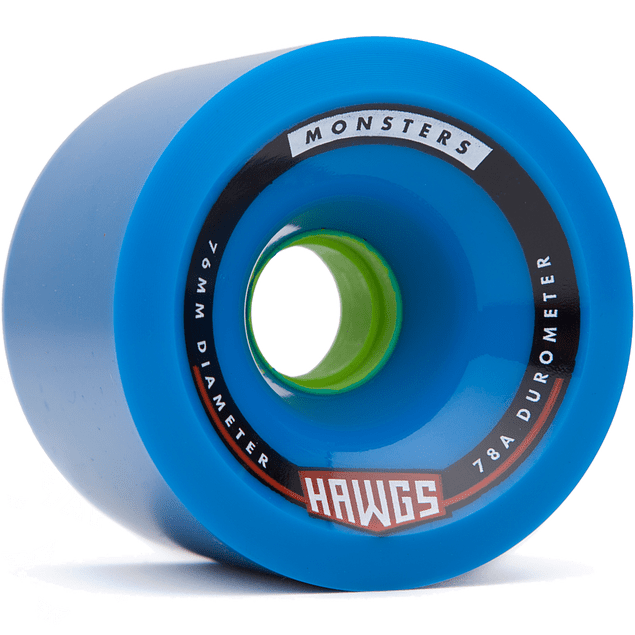Monster Hagwgs 76mm