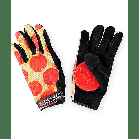 Pizza Hands slide