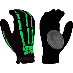 Bones Glow In The Dark Slide Glove