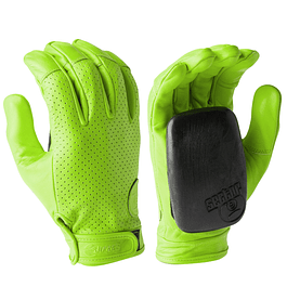 Driver II Gloves Green
