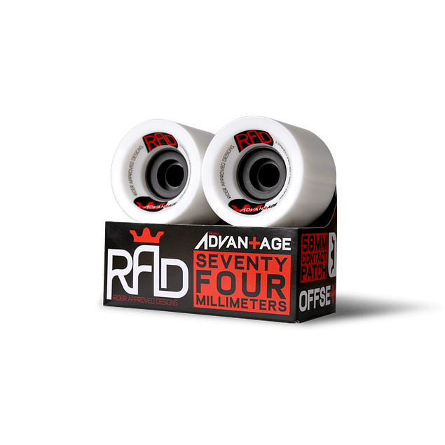 RAD Advantage 74MM - 80A