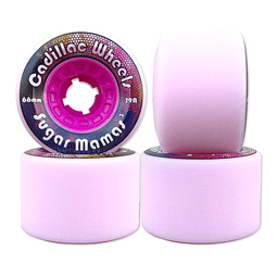 Cadillac sugar mammas 66mm 79A berry