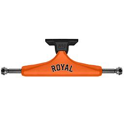 """Royal Trucks Giant Orange black 5.25"""""""