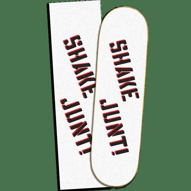 Lija Shake Junt Blanca